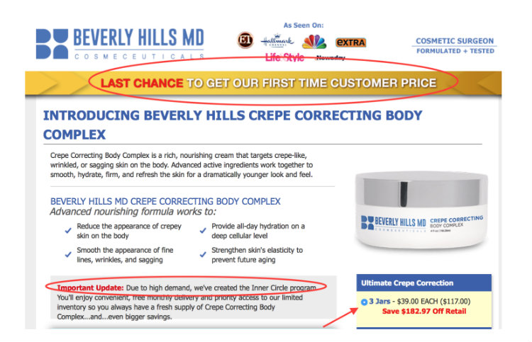How to Avoid Being Scammed by [the Handsome] Beverly Hills MD