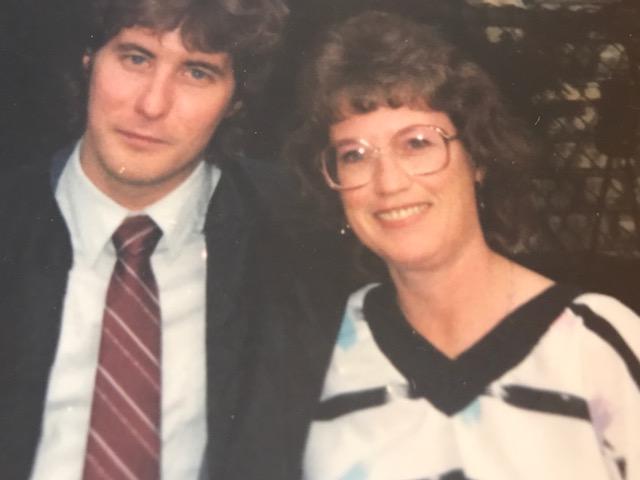 College graduation, Mom's proudest moment