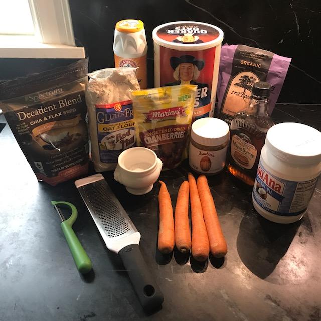 Healthy Quinoa Carrot Cookies