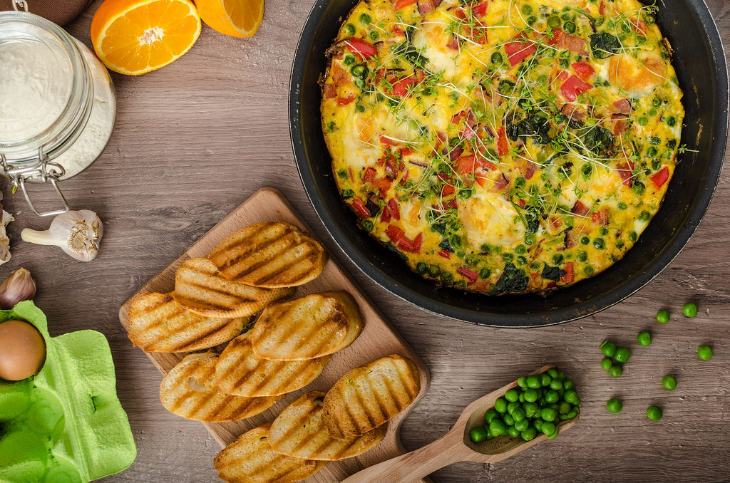 10 Muscle-Building Post-Workout Breakfasts
