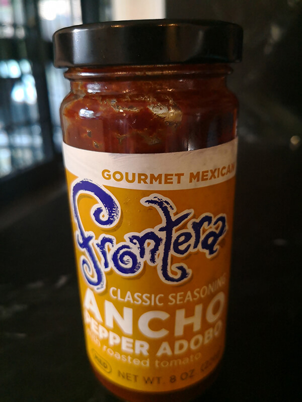 Frontera Ancho Pepper Adobo Seasoning