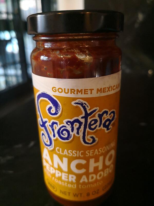 Frontera Ancho Pepper Adobo Seasoning