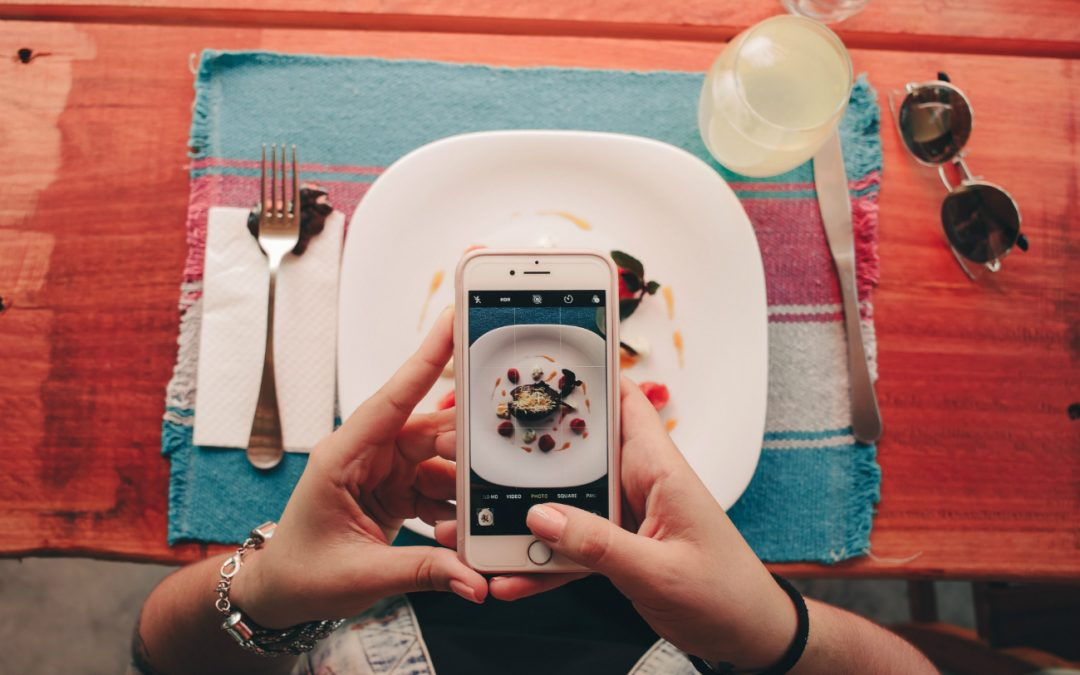 Healthy Foodies and Instagram Make Beautiful Music Together