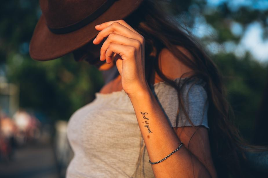 Women and Tattoos — Hip at Midlife. Do You Tattoo?