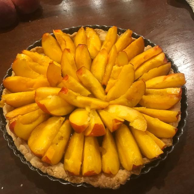Summer Fruit Tart recipe - ready to bake