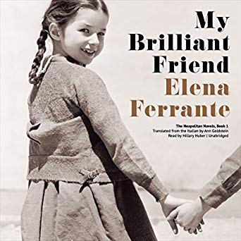 My Brilliant Friend by Elena Ferrante — Book Review