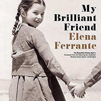 My Brilliant Friend by Elena Ferrante — Book Review