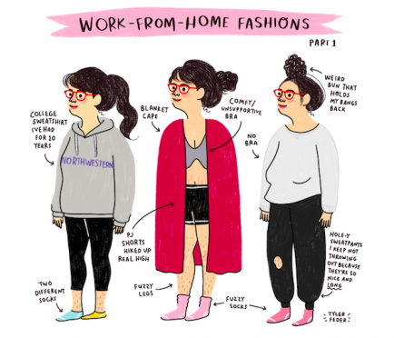 working-from-home-fashion